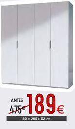 Oferta de Armarios por 189€