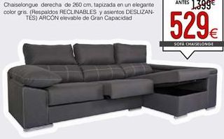 Oferta de Chaise longue por 529€