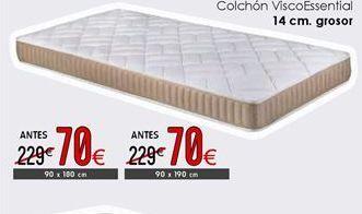 Oferta de Colchones 14 cm de grosor por 70€