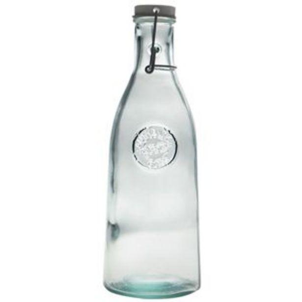 Oferta de Botella Authentic con tapón hermético de 1 l Sanmiguel por 6,45€