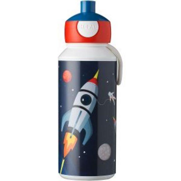 Oferta de Botella Pop Up Space 400 ml Mepal por 11,95€