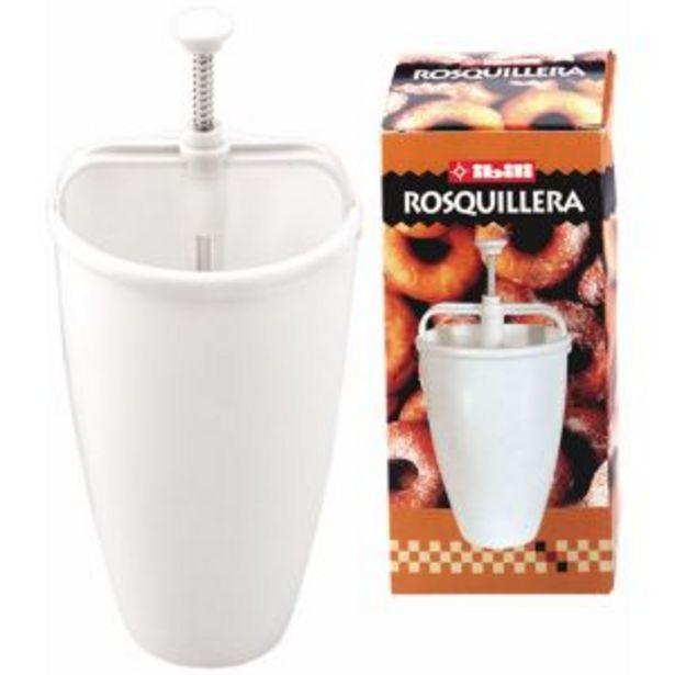 Oferta de Rosquillera de plastico Ibili por 5,45€