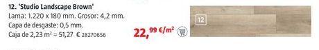 Oferta de Suelos por 22,99€