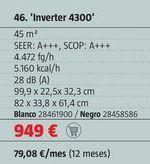 Oferta de Aire acondicionado por 949€
