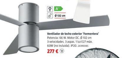 Oferta de Ventilador de techo por 277€