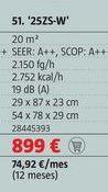 Oferta de Aire acondicionado Mitsubishi Electric por 899€
