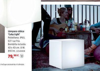 Oferta de Lámparas por 79,9€