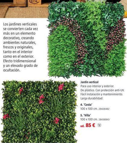 Oferta de Jardín por 85€