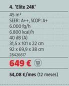 Oferta de Aire acondicionado por 649€