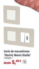 Oferta de Mecanismos eléctricos por 5,49€