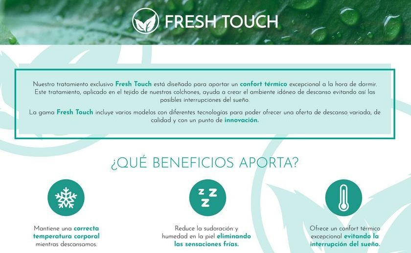 Oferta de Fresh Touch  por
