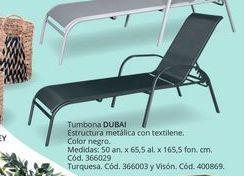 Oferta de Tumbonas por 62,99€