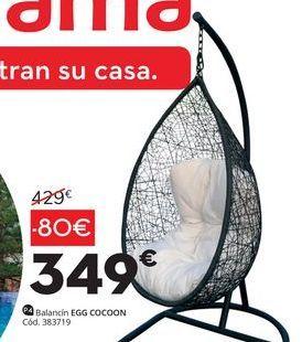 Oferta de Balancín EGG por 349€
