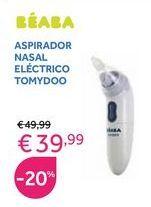 Oferta de Aspirador nasal Béaba por 39,99€