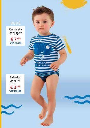 Oferta de Camiseta bebé por 15,99€