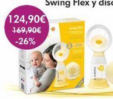 Oferta de Extractor de leche Medela por 124,9€