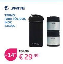 Oferta de Termo para comida Jané por 29,99€