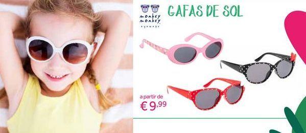 Oferta de Gafas de sol niños por 9,99€