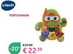 Oferta de Juguetes Vtech por 22,39€