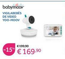 Oferta de Vigilabebés Babymoov por 169,9€