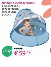 Oferta de Minicuna por 59,49€