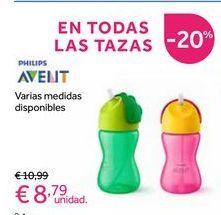 Oferta de Taza de bebé Avent por 8,79€