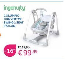 Oferta de Columpio por 99,99€