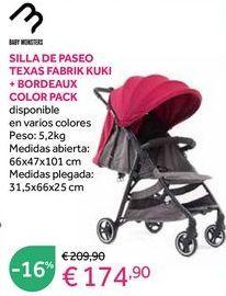 Oferta de Sillas de paseo por 174,9€