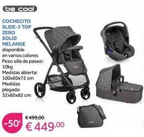 Oferta de Cochecitos Be Cool por 449€