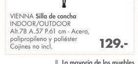 Oferta de Sillas de cocha VIENNA  por 129€