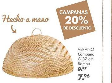 Oferta de Campana Verano  por 7,96€