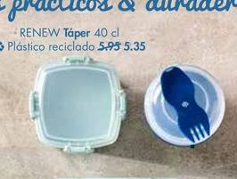 Oferta de Taper RENEW por 5,35€