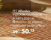 Oferta de Alfombras PET INDOOR/OUTDOOR  por 50,15€