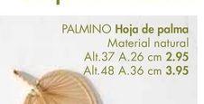 Oferta de Hoja de palma PALMINO por 3,95€