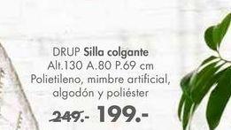 Oferta de Sillas colgante DRUP por 199€