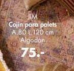 Oferta de Cojines para palets JIM por 75€