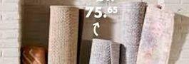 Oferta de Alfombras de exterior  por 75,65€