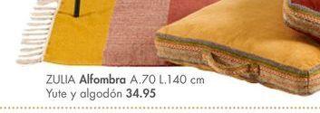 Oferta de Alfombras ZULIA  por 34,95€