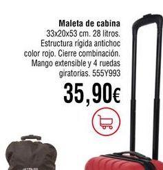 Oferta de Maletas por 35,9€