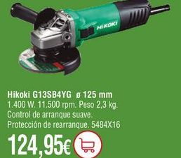 Oferta de Amoladora por 124,95€