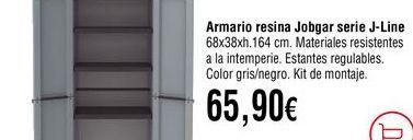 Oferta de Armarios por 65,9€