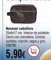 Oferta de Neceser por 5,9€