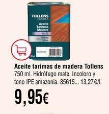 Oferta de Aceite por 9,95€
