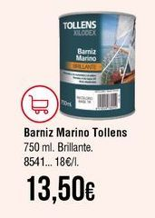 Oferta de Barniz por 13,5€