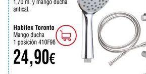 Oferta de Mango de ducha por 24,9€