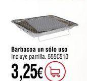 Oferta de Barbacoas por 3,25€