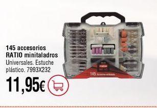 Oferta de Accesorios por 11,95€
