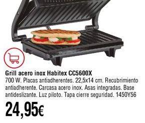 Oferta de Grill por 24,95€