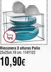 Oferta de Rinconera por 10,9€
