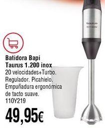 Oferta de Batidora por 49,95€